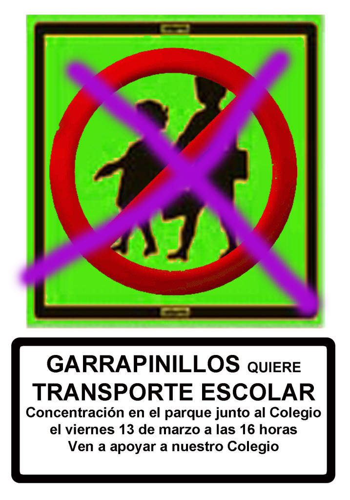 150313.Cartel bus escolar 2
