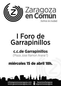 150415.I Foro Garrapinillos ZeC