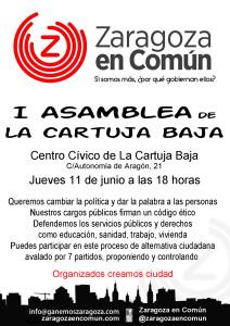 150611.I Asamblea Cartuja Baja ZeC