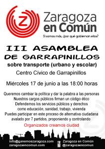 150617.III Asamblea Garrapinillos ZeC