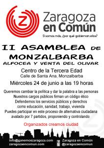 150624.II Asamblea Monzalbarba ZeC