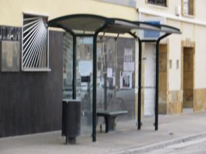 17 parada bus