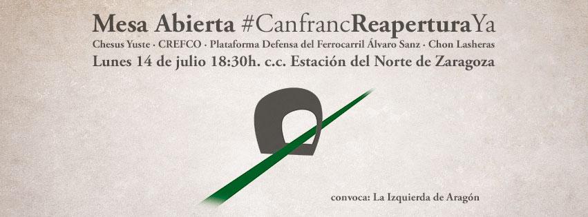 Apertura Canfranc