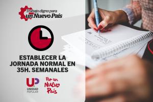 PorUnNuevoPais-TrabajoDigno-Jornada35h