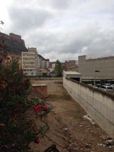 Solar a ubicar nueva sede Seguridad Social, con entrada junto centro de Salud