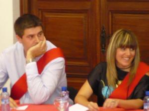 Miguel Aso y Milva Bueno