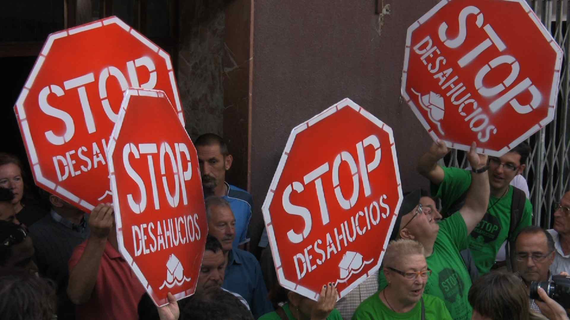Reclamamos a la DGA medidas urgentes para atender los casos de desahucios tras el cese del Estado de Alarma