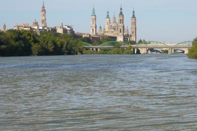 Advertimos al Gobierno de los posibles efectos adversos en la futura EDAR de Utebo y en municipios de la ribera por las obras de aumento de motas de defensa del Ebro