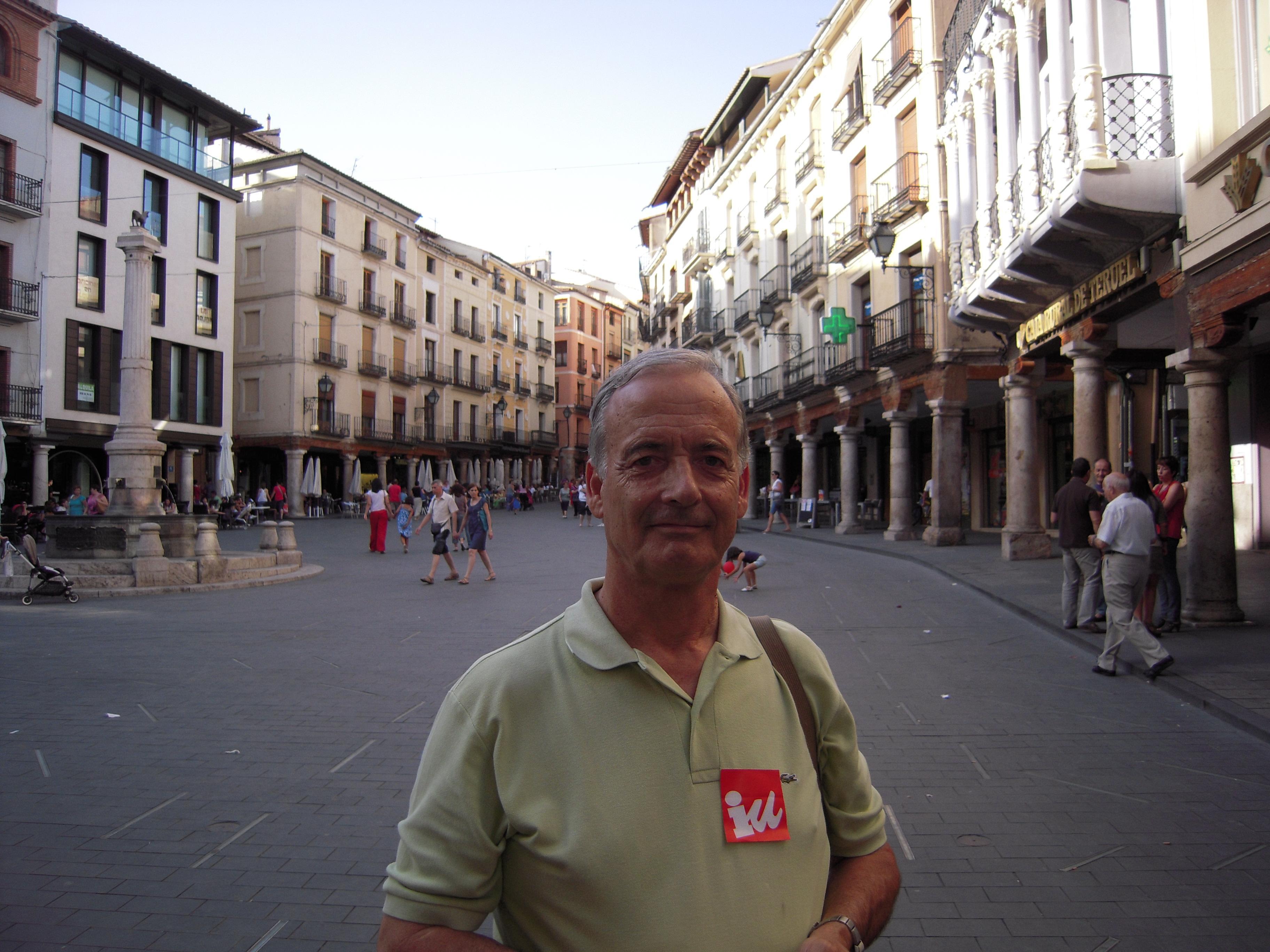 Pedimos la reparación urgente de la calle Bartolomé Esteban