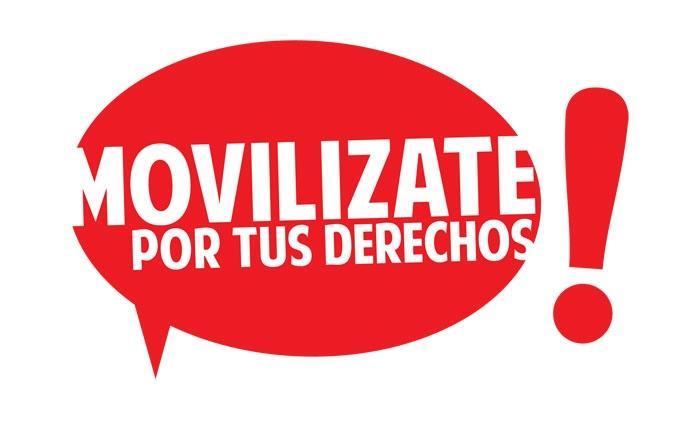 Nos sumamos a las movilizaciones del 7 abril contra el exilio juvenil
