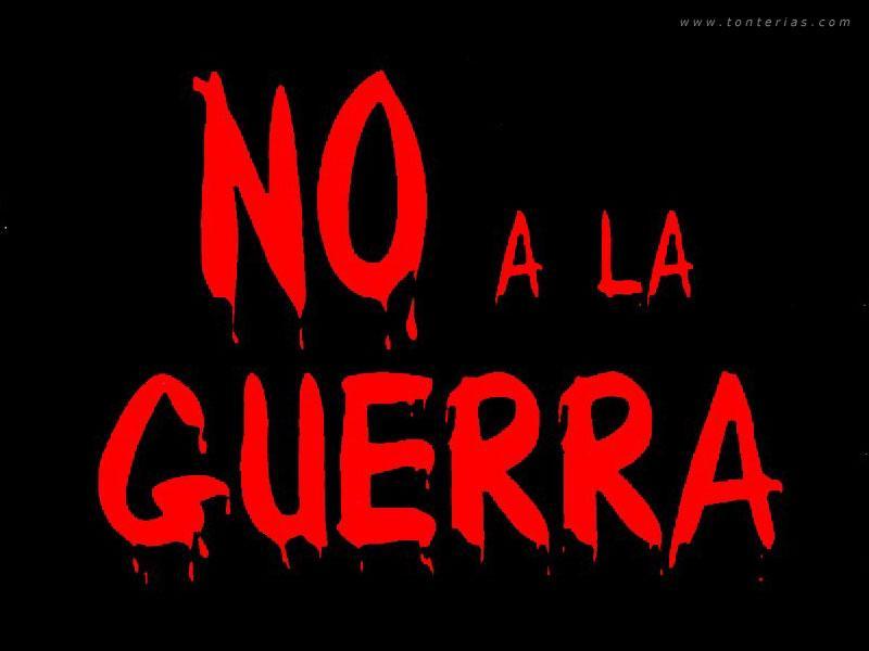Exigimos el cese inmediato de actividades de guerra en el aeropuerto de Zaragoza