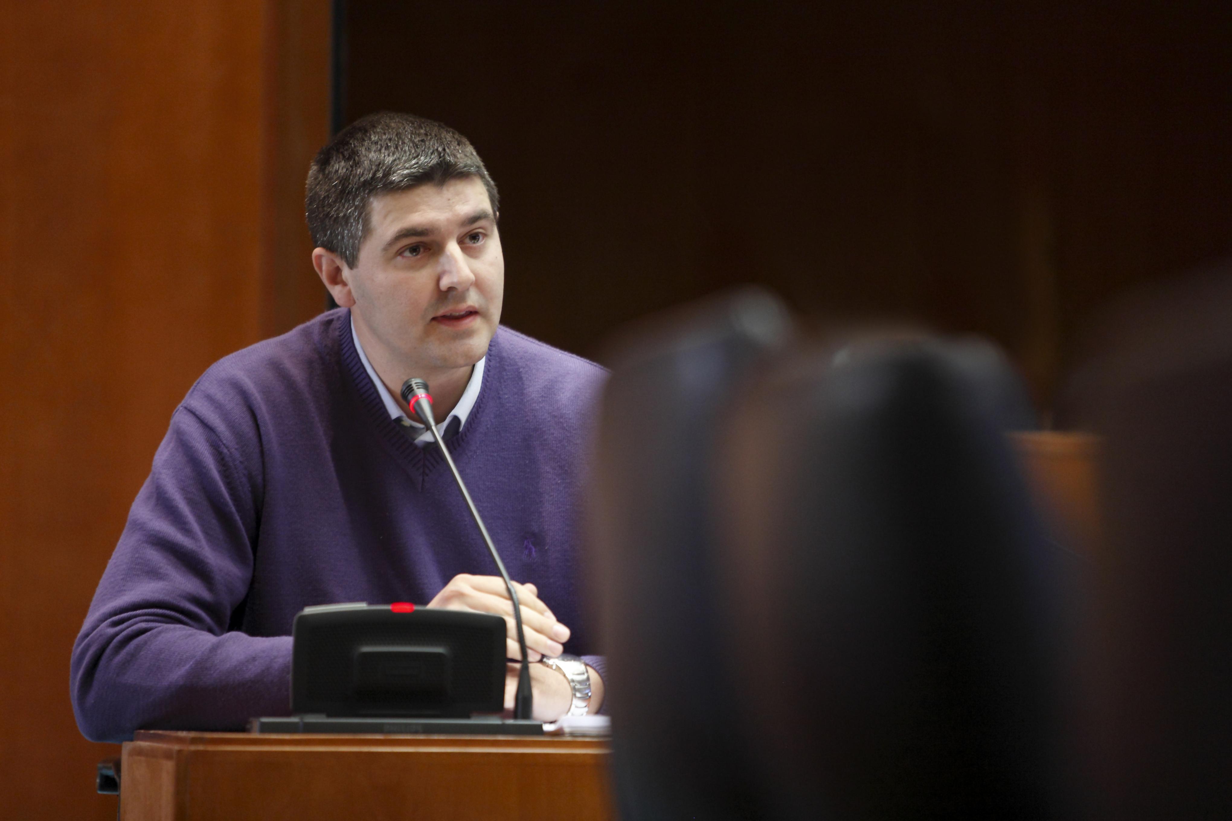 """Aso: """"La supresión total de nidos en Alcolea de Cinca no estaba autorizada"""""""