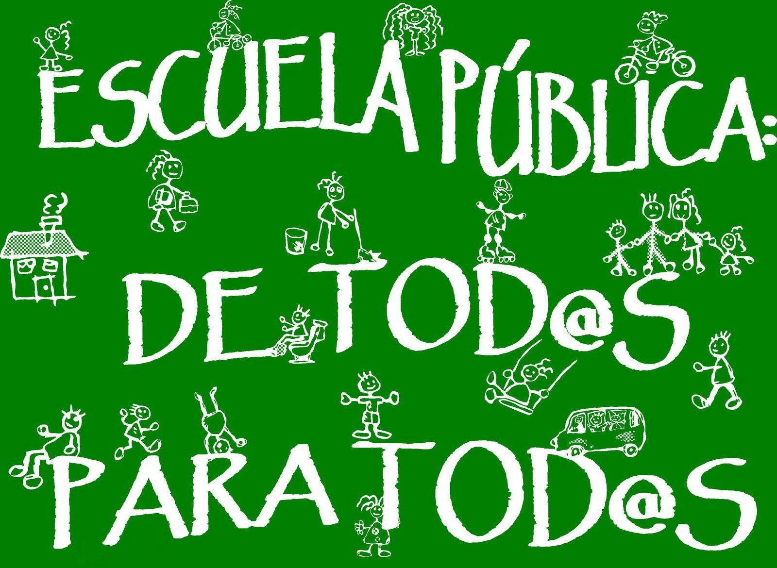 Apoyamos la movilización de las familias de Garrapinillos para exigir el mantenimiento del transporte escolar