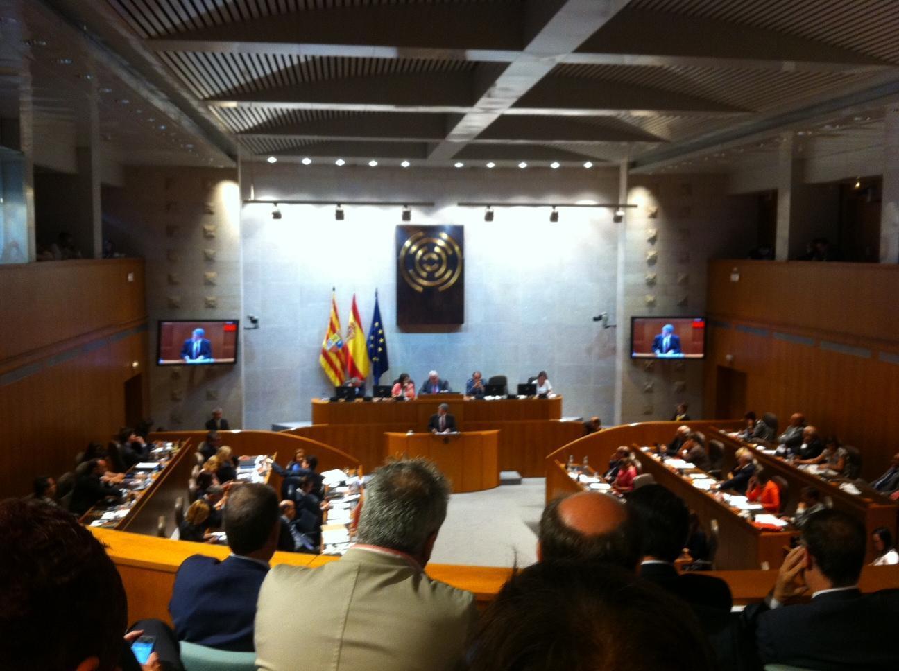Propuestas de IU presentadas en el Debate del Estado de la Comunidad