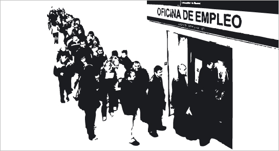 """Advertimos de una """"espiral de precariedad, temporalidad y parcialidad"""" en el trabajo"""