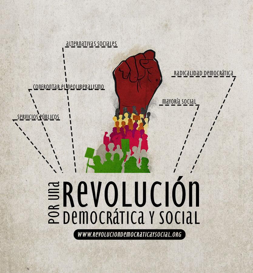 Alberto Garzón presenta en Zaragoza la 'Revolución Democrática y Social'