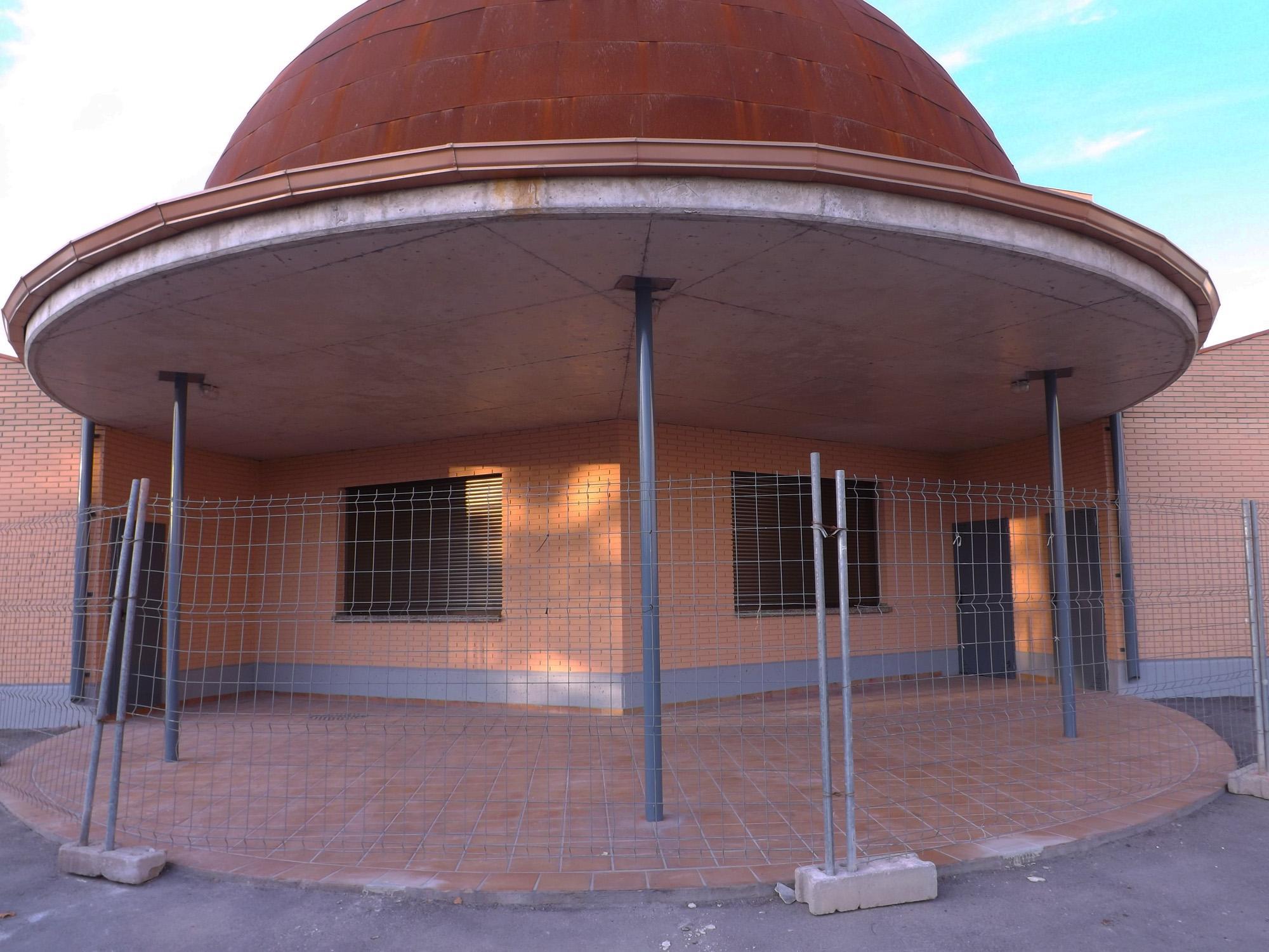 El Justicia de Aragón admite a trámite nuestra  denuncia por la situación catastral del edificio de la CHE en la explanada del Sotet de Fraga