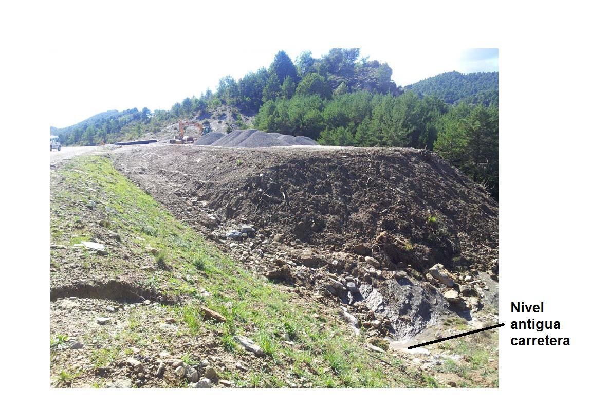 Denunciamos que la nueva carretera Arcusa-Aínsa no cuenta con la Evaluación Ambiental e incumple directrices para la protección de Guaso, municipio catalogado de Interés Arquitectónico
