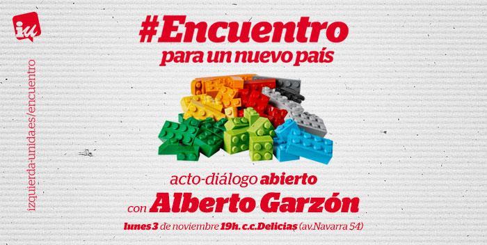 #Encuentro para un nuevo país