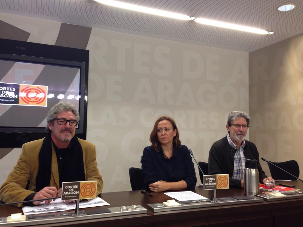 Exigimos al Gobierno, junto a PSOE y CHA, la construcción de un colegio público en Valdespartera