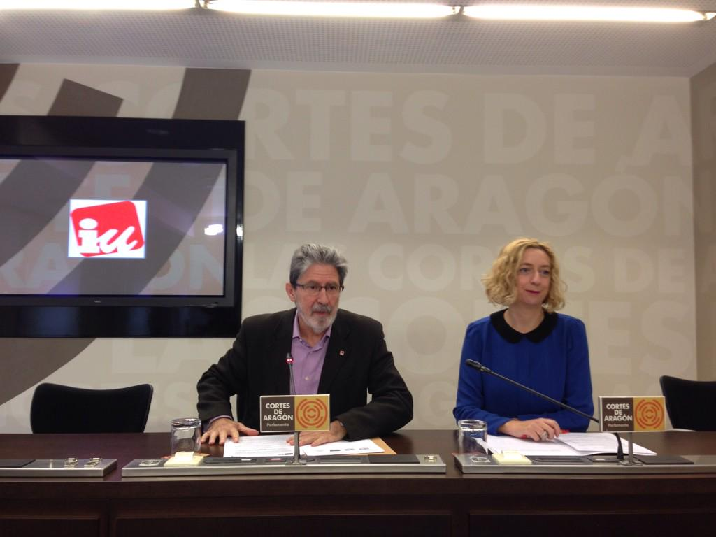 Presentamos ante el tribunal administrativo de contratos públicos de Aragón un recurso contra la privatización del nuevo hospital de Alcañiz