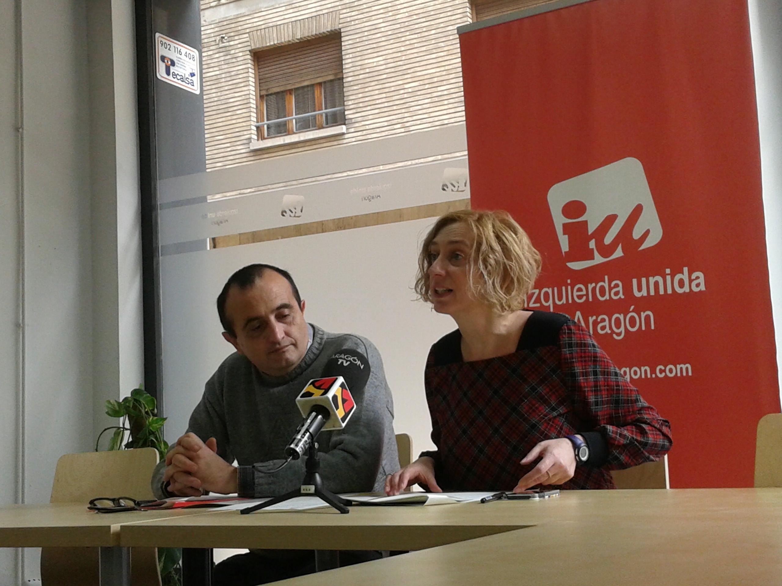 Nos coordinamos para la campaña autonómica en la ciudad de Zaragoza
