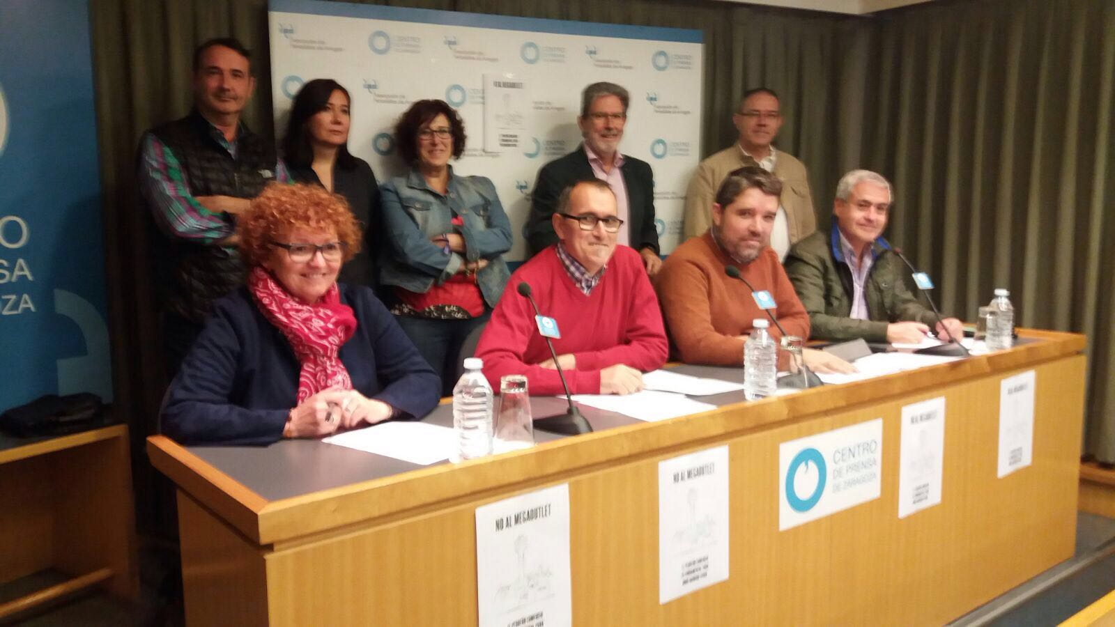 Firmamos la Declaración en apoyo al comercio local: Por unos barrios vivos, no al Outlet de Pikolin