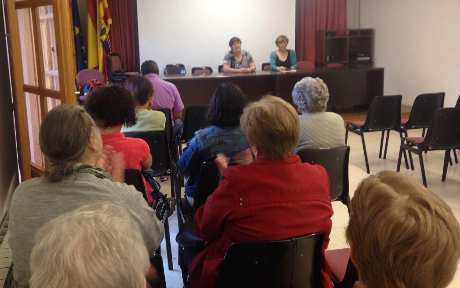 El Ayuntamiento de Montalbán celebra el Día internacional  de las Mujeres Rurales  con una chocolatada