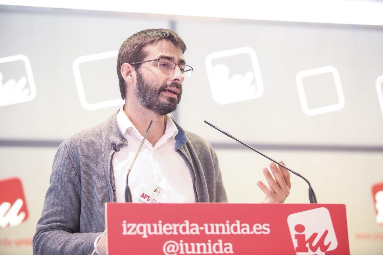 IU está preparada para las elecciones y para defender y ampliar los derechos de las familias trabajadoras y la mayoría social