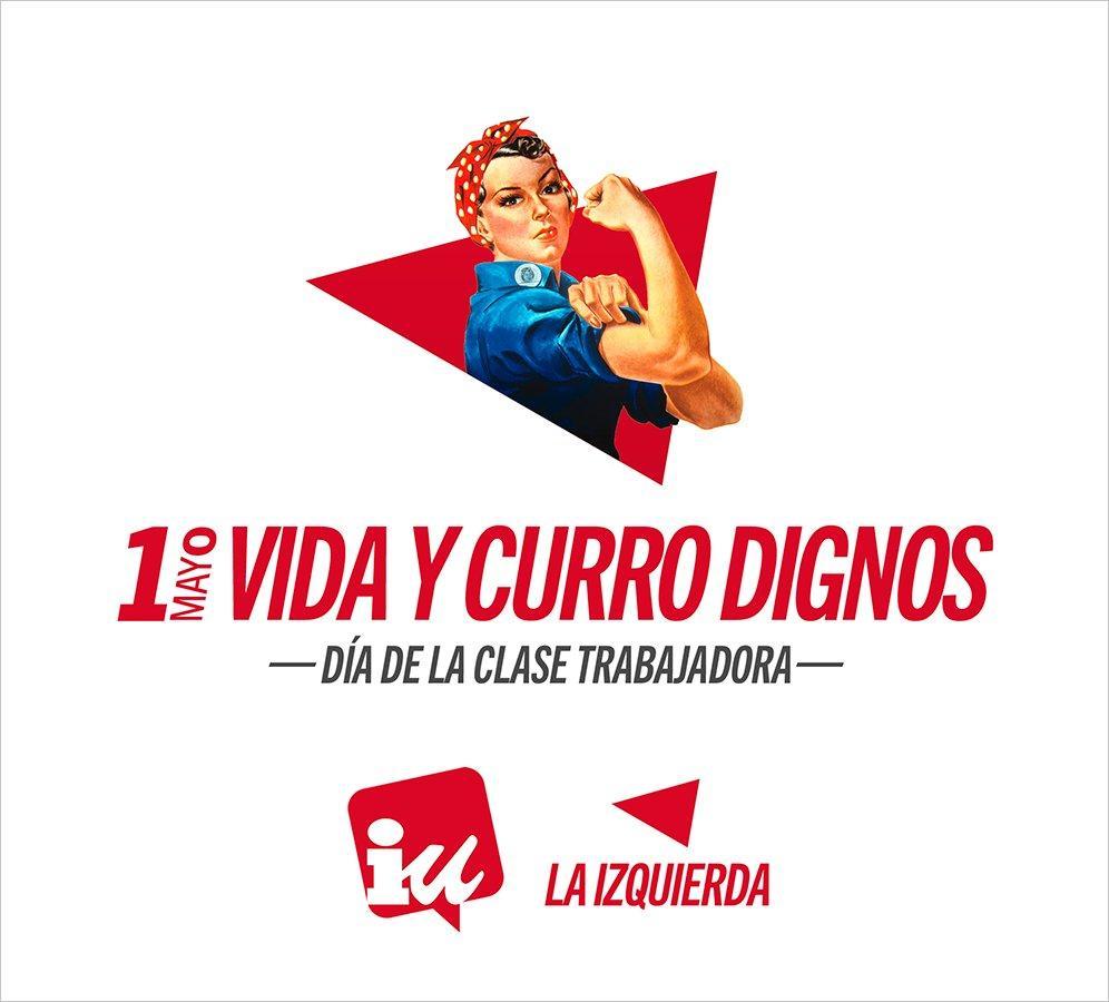 Primero de Mayo: Llamamiento a la movilización contra la precariedad de trabajadores, trabajadoras y pensionistas