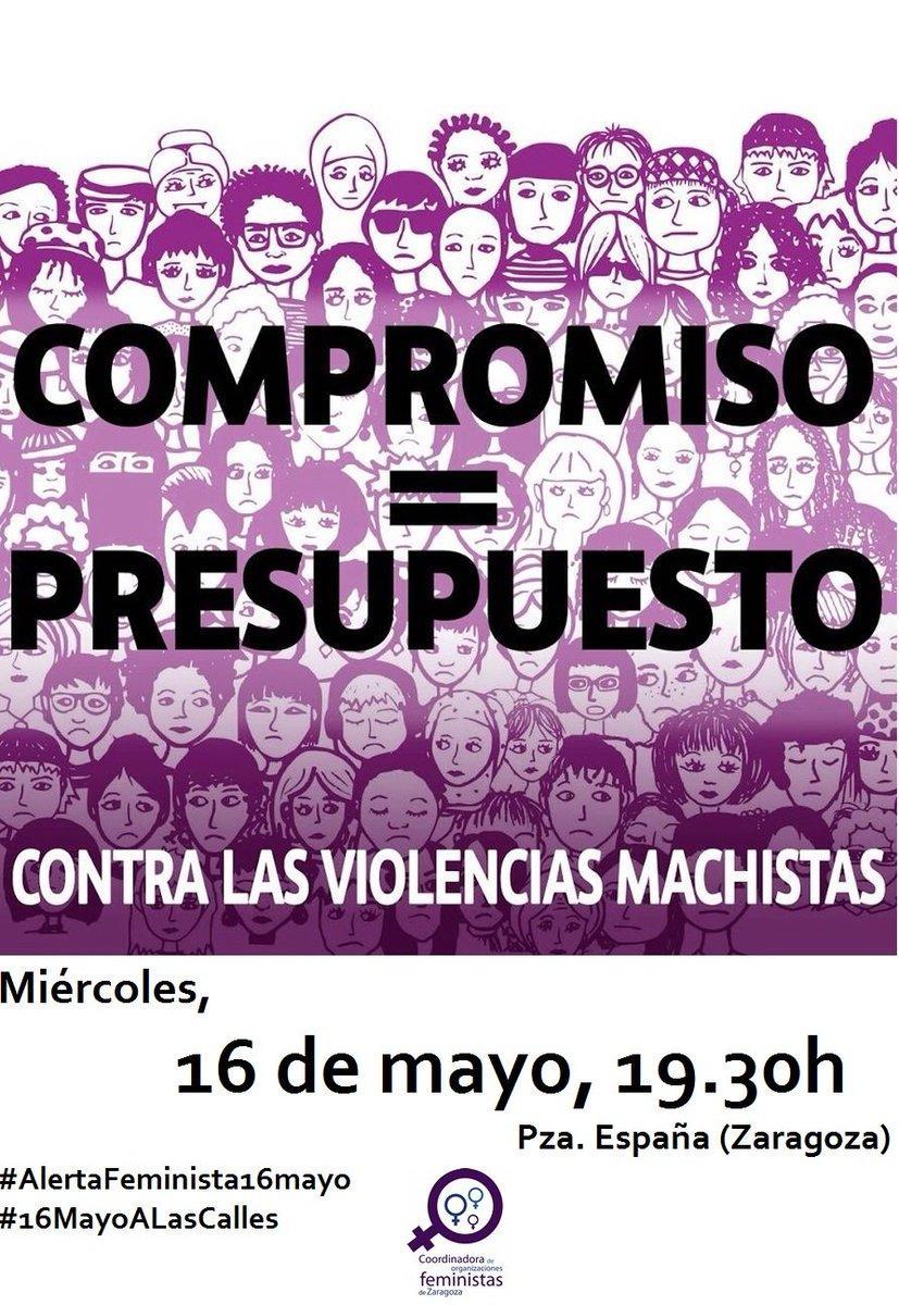 Nos unimos a las voces que exigen el cumplimiento de los compromisos del Pacto de Estado contra las violencias machistas