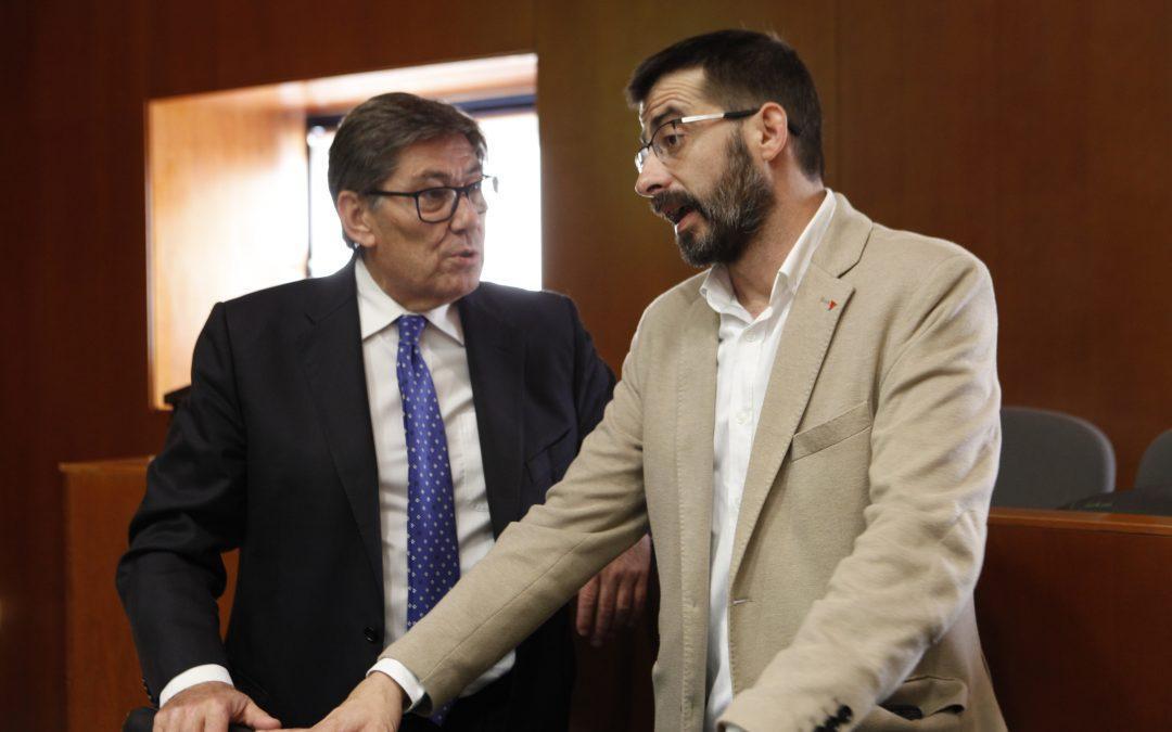 El presupuesto de Industria debe proteger al comercio de proximidad, a las pymes, a quien genera empleo seguro y de calidad y liderar el cambio de modelo productivo que necesita Aragón
