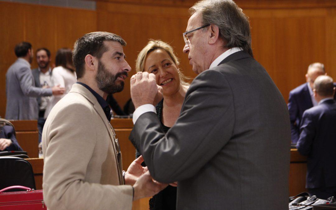 Nuestro voto es favorable a que comience la tramitación del proyecto de Ley de Presupuestos de Aragón para  2020