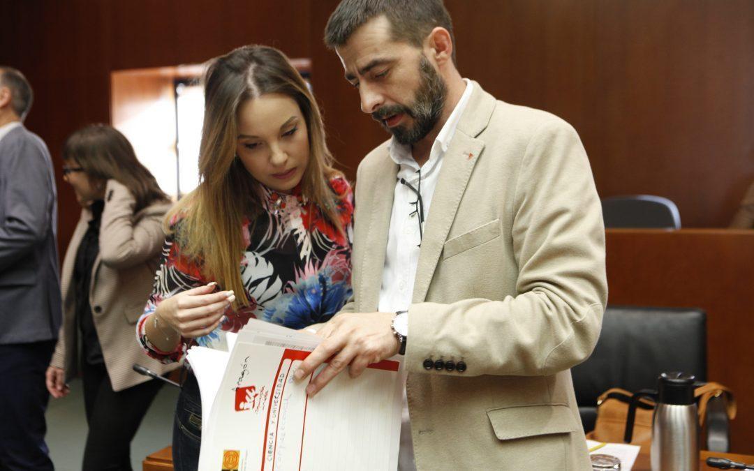 Instamos al departamento de Ciencia e Universidad a que incluya  los programas Igualdad en los presupuestos de Aragón