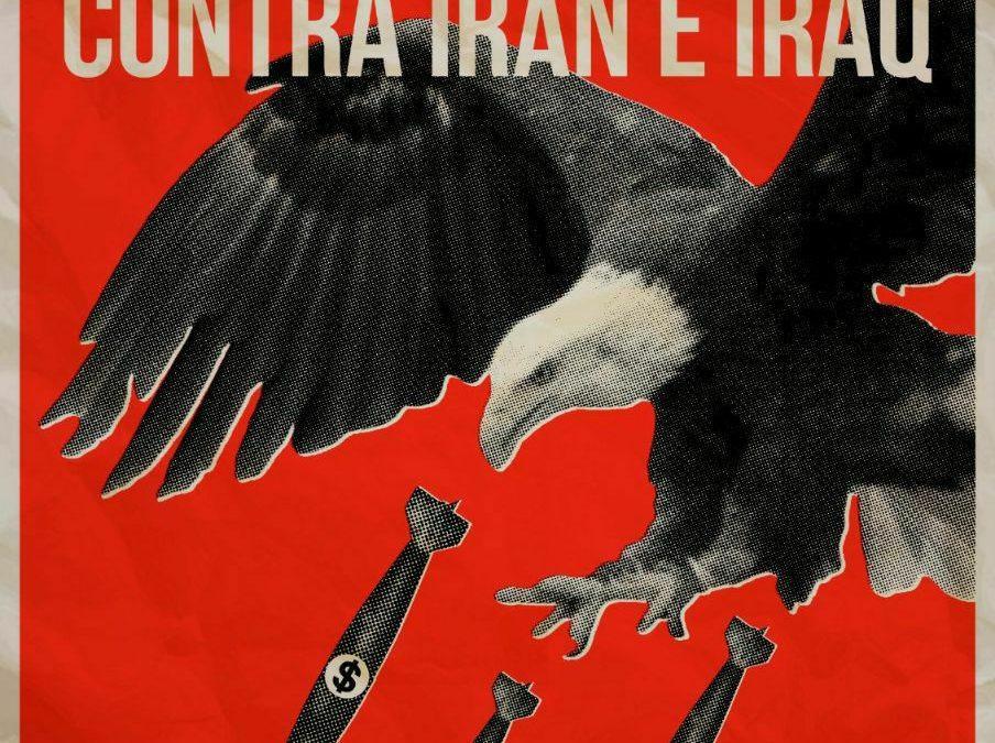 """Álvaro Sanz: """"Nos oponemos a la estrategia belicista de EEUU y a prestar las bases en territorio español para sus ataques unilaterales hacia Irán"""""""