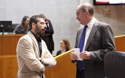 Apoyamos la totalidad del borrador de presupuestos de Aragón para 2021 con el compromiso del Gobierno de condicionar las ayudas y avanzar en derechos sociales