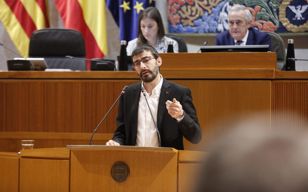 """Las Cortes aprueban nuestra iniciativa para impulsar la ley de """"muerte digna"""""""