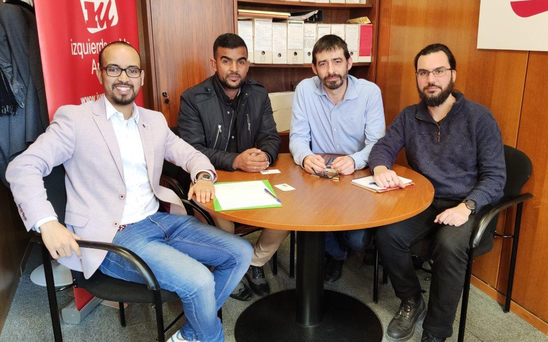 Nuestro compromiso de lucha y trabajo con la causa saharaui