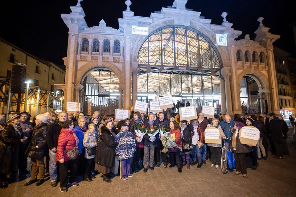 El nuevo Mercado Central, símbolo común de Zaragoza
