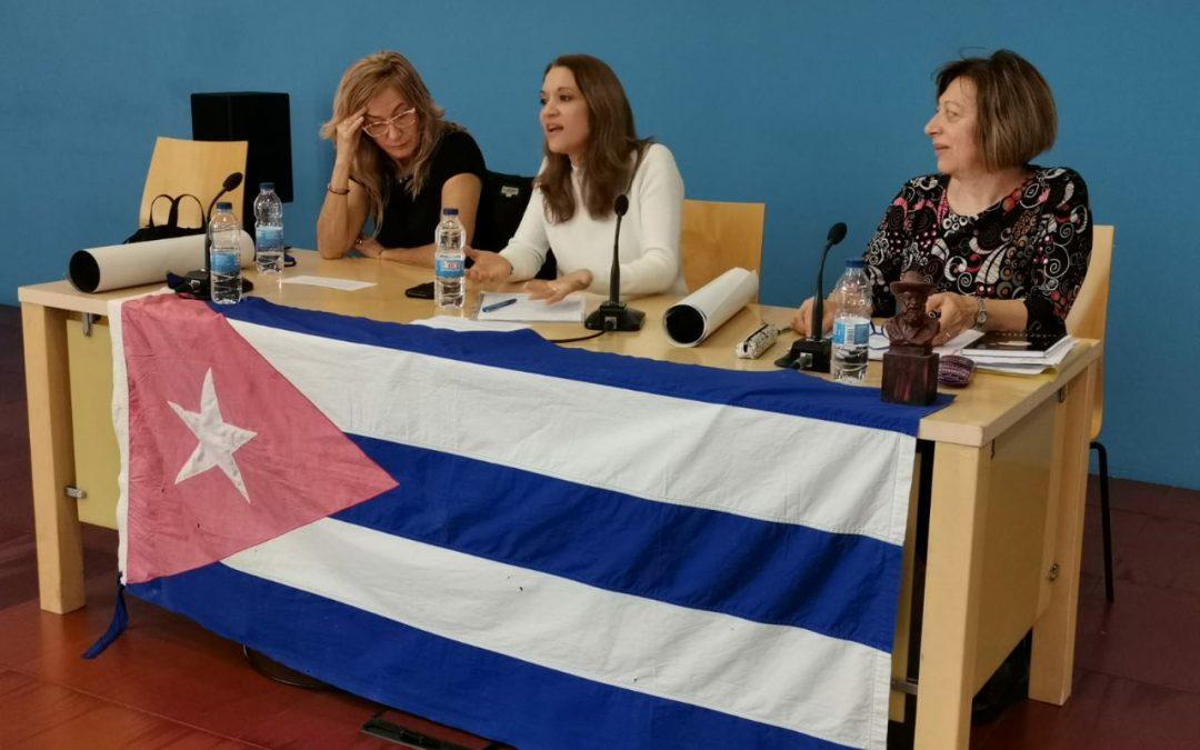 Constitución de la Asociación de Amistad Cuba-Aragón Camilo Cienfuegos