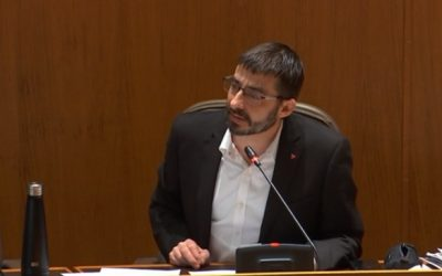 """Pedimos al departamento de Ciudadanía una gestión pública para la residencia """"Villa de Ejea"""""""