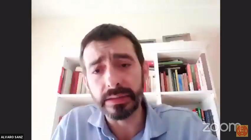 """Sanz: """"Esta crisis nos debe llevar a repensar muchas cuestiones y la política de  vivienda debe ser una de ellas"""""""