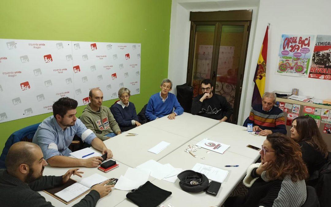Presentamos una batería de medidas centradas en los comercios y turismo local y el refuerzo de los Servicios Sociales en Teruel