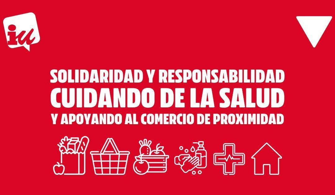 Consumamos responsable, saludable y sosteniblemente durante la emergencia sanitaria