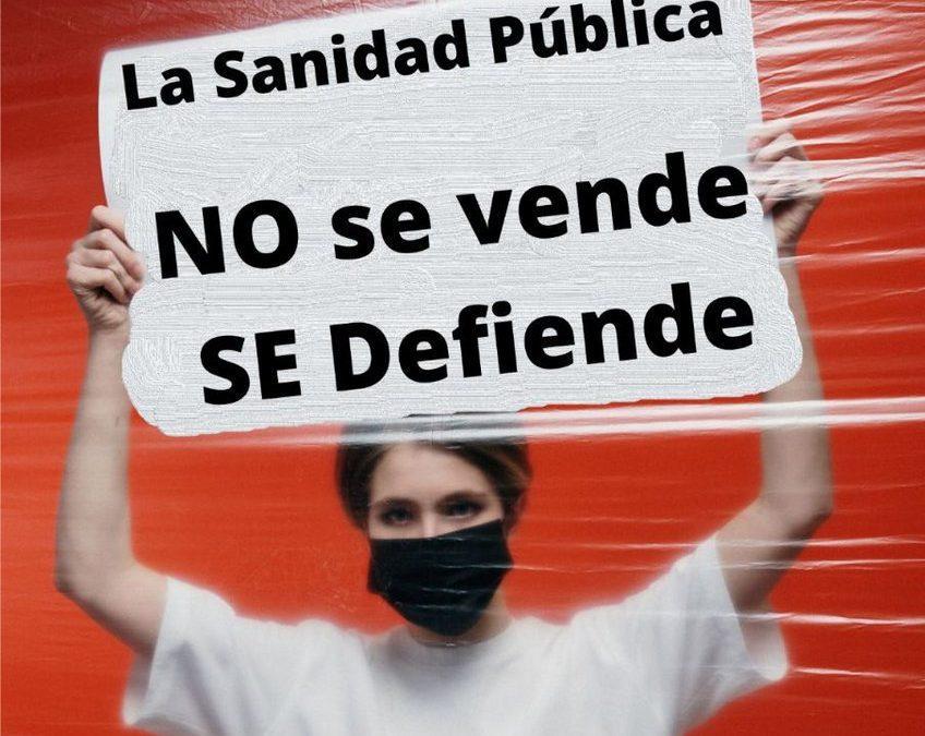 La Sanidad Pública de calidad y no excluyente es la mejor expresión de solidaridad y protección social