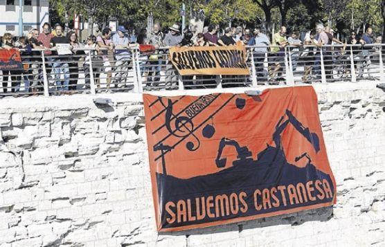 Urgimos a participar en la concentración contra la ampliación de Cerler por el valle de Castanesa