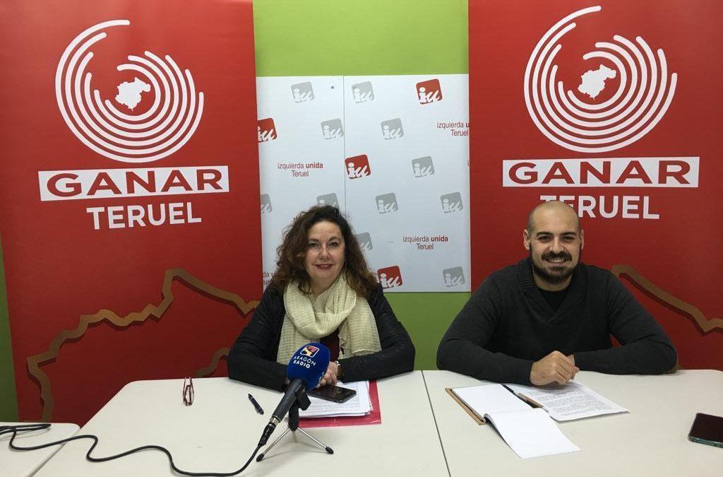 Ganar Teruel – IU ve absurdo y alarmista que Ramón Fuertes (Ciudadanos), pida un plan antiokupas, en una ciudad sin casos