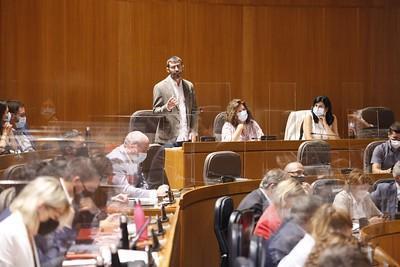 Pedimos explicaciones al Gobierno de Aragón por las graves afecciones en el cauce del Osia por las obras de la A-2605