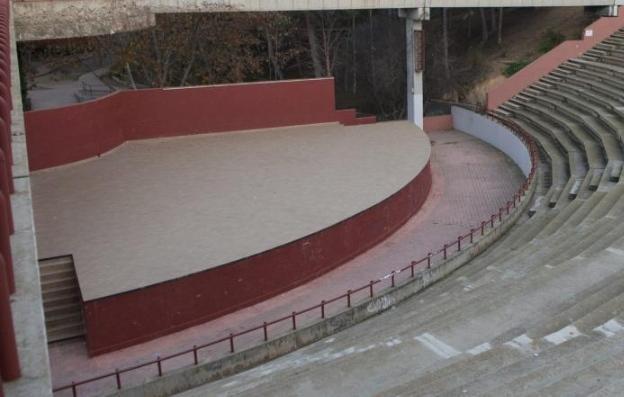 Ganar Teruel, propone en el Pleno Municipal, que el Teatro del Parque de los Fueros (Ricardo Eced), lleve el nombre de Joaquín Carbonell