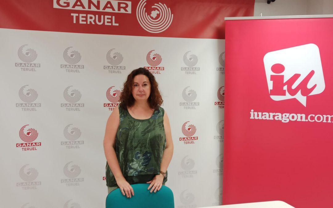 Ganar Teruel-IU observa con preocupación como PP y PSOE siguen treinta años después haciendo partidismo con el hospital de Teruel.